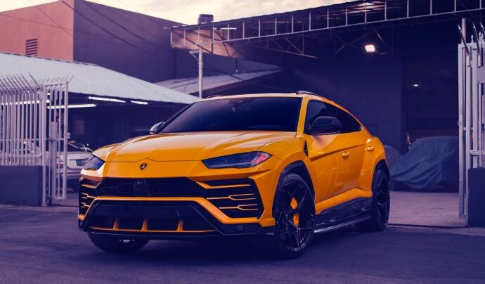 Renting a Luxury Car in Los Angeles